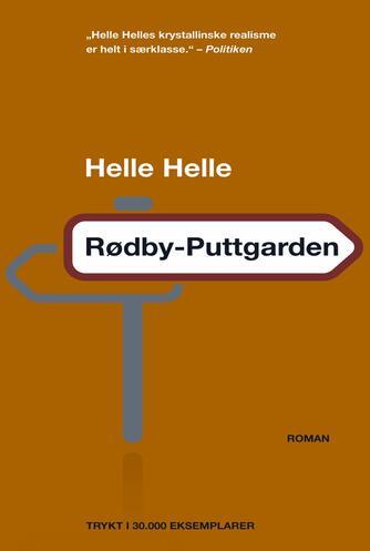 Helle Helle: Rødby-Puttgarden : roman