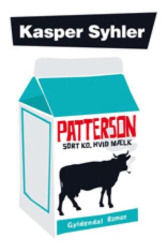 Kasper Syhler: Patterson - sort ko, hvid mælk