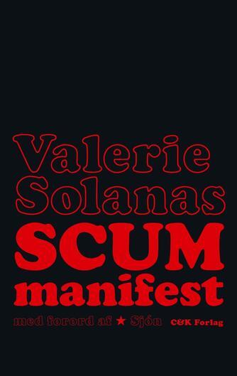 Valerie Solanas: SCUM Manifest