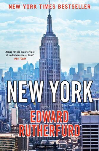 Edward Rutherfurd: New York