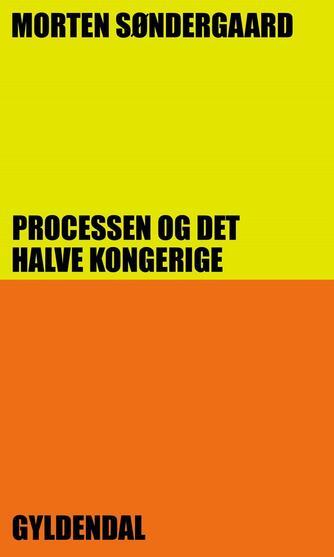 Morten Søndergaard (f. 1964): Processen og det halve kongerige