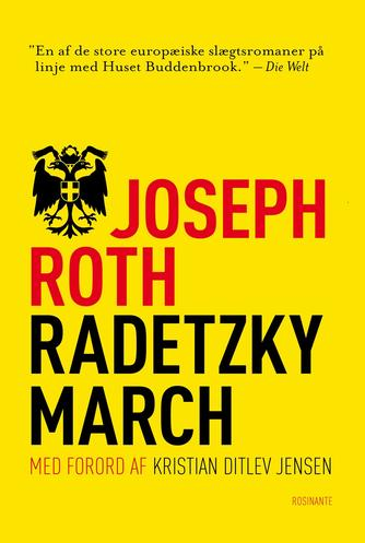 Joseph Roth: Radetzkymarch : roman