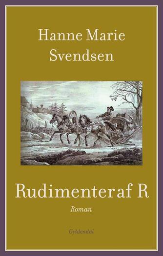 Hanne Marie Svendsen (f. 1933): Rudimenter af R