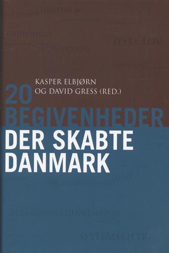 : 20 begivenheder der skabte Danmark
