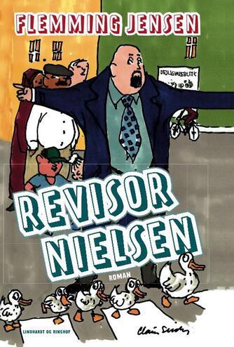 Flemming Jensen (f. 1948-10-18): Revisor Nielsen : roman