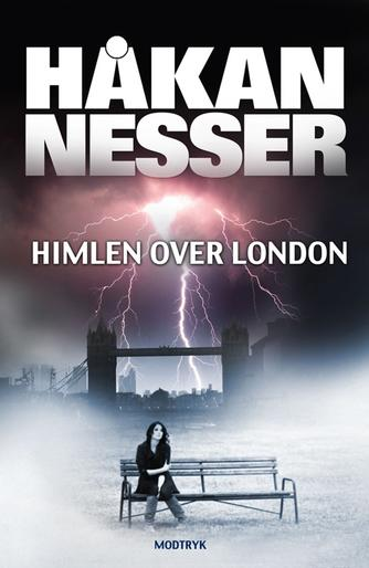 Håkan Nesser: Himlen over London : roman
