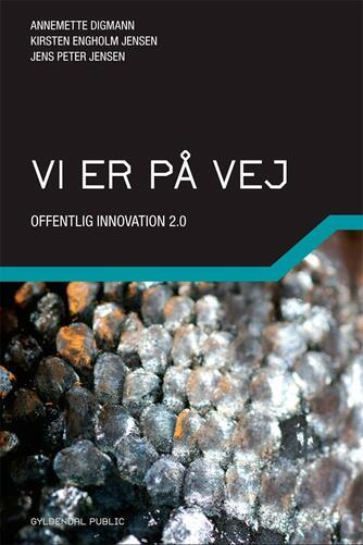 Annemette Digmann, Jens Peter Jensen, Kirsten Engholm Jensen: Vi er på vej : offentlig innovation 2.0