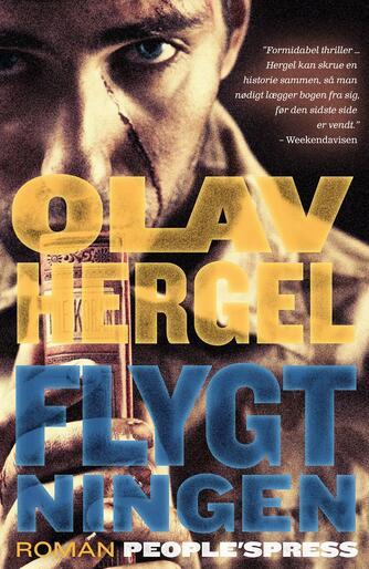 Olav Hergel: Flygtningen : roman