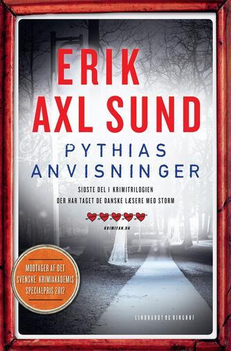 Jerker Eriksson: Pythias anvisninger