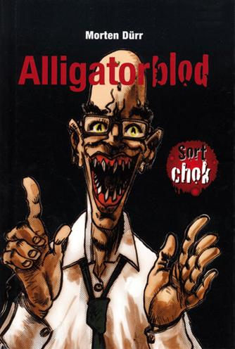 Morten Dürr: Alligatorblod