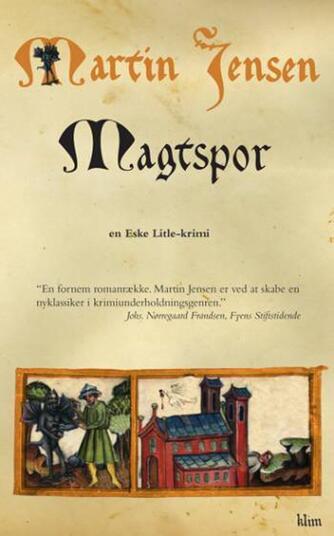 Martin Jensen (f. 1946): Magtspor