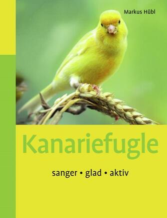 Markus Hübl: Kanariefugle : sanger, glad, aktiv