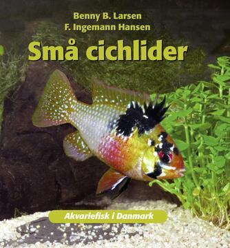 Benny B. Larsen, F. Ingemann Hansen: Små cichlider