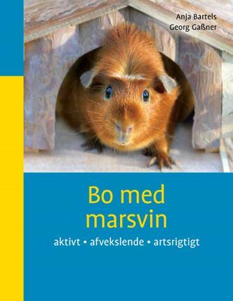 Anja Bartels, Georg Gassner: Bo med marsvin : aktivt, afvekslende, artsrigtigt