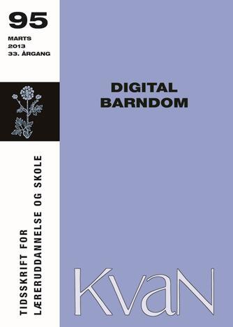 : Digital barndom