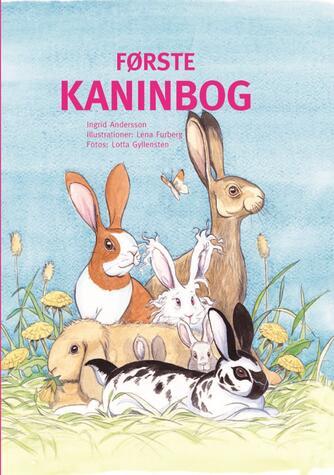 Ingrid Andersson: Første kaninbog