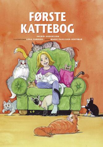 Ingrid Andersson: Første kattebog