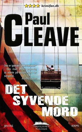 Paul Cleave: Det syvende mord : krimi