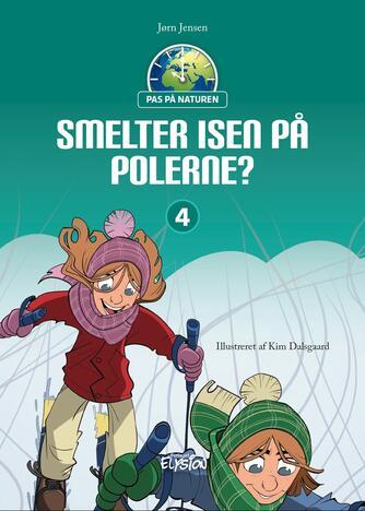 Jørn Jensen (f. 1946): Smelter isen på polerne?