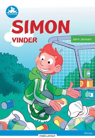 Jørn Jensen (f. 1946): Simon vinder