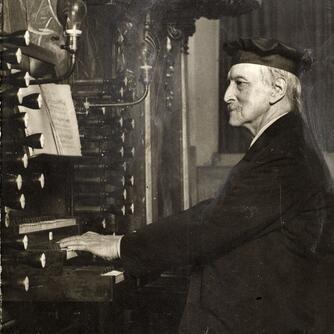 : Freestyle-orgel til kongens begravelse