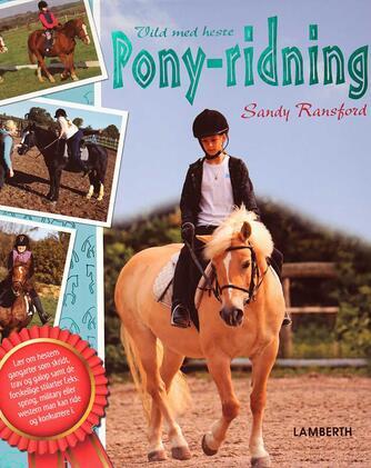 Sandy Ransford: Pony-ridning