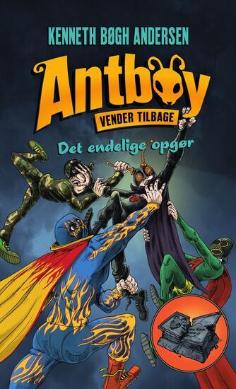 Kenneth Bøgh Andersen: Det endelige opgør