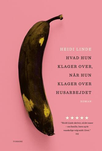 Heidi Linde: Hvad hun klager over, når hun klager over husarbejdet : roman