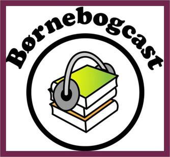 : Børnebogcast. 9, Med humor og Rasmus Bregnhøi