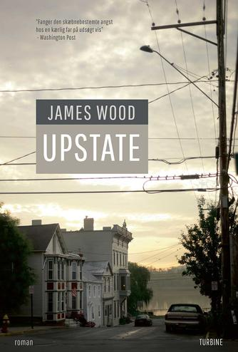 James Wood: Upstate : roman