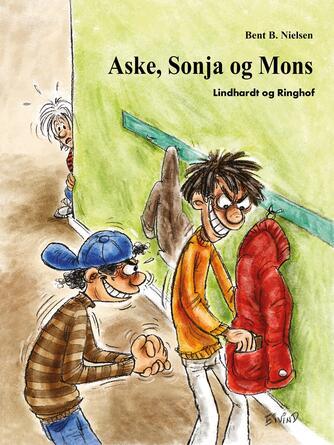 Bent B. Nielsen (f. 1949): Aske, Sonja og Mons