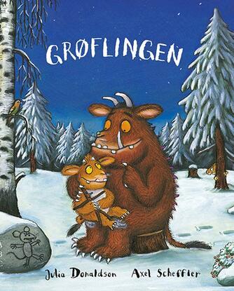 Julia Donaldson, Axel Scheffler: Grøflingen (Ved Stine de Paoli)