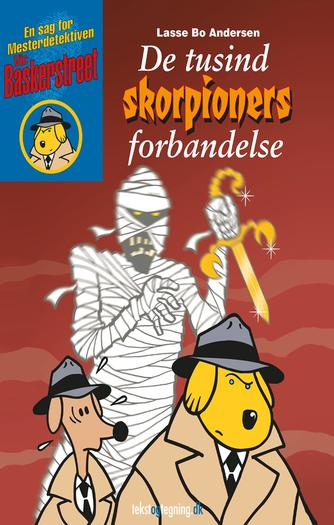 Lasse Bo Andersen (f. 1964): De tusind skorpioners forbandelse