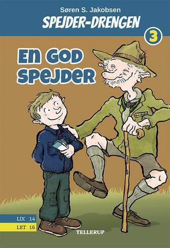 Søren S. Jakobsen: En god spejder