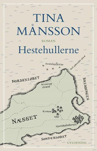 Tina Månsson (f. 1976): Hestehullerne : roman