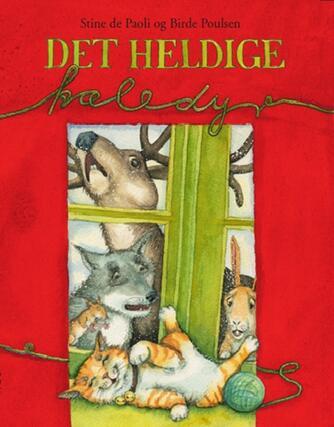 Stine de Paoli, Birde Poulsen (f. 1953): Det heldige kæledyr