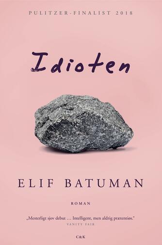 Elif Batuman: Idioten : roman