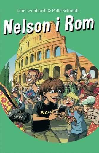 Line Leonhardt: Nelson i Rom