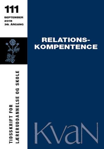 : Relationskompetence