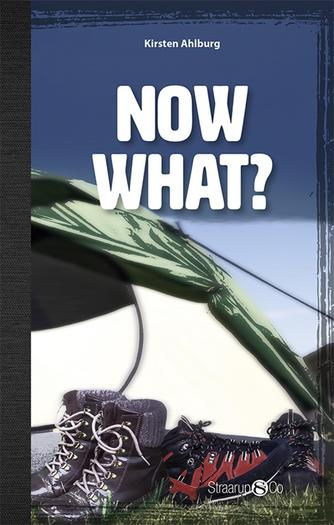 Kirsten Ahlburg: Now what?