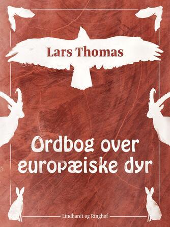 : Ordbog over europæiske dyr