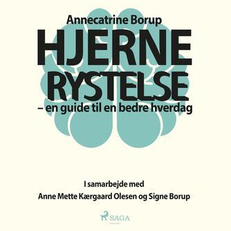 Annecatrine Borup: Hjernerystelse : en guide til en bedre hverdag