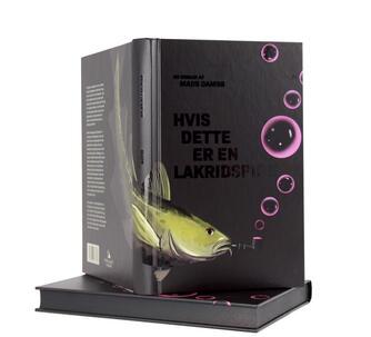 Mads Damsø (f. 1988): Hvis dette er en lakridspibe : en roman