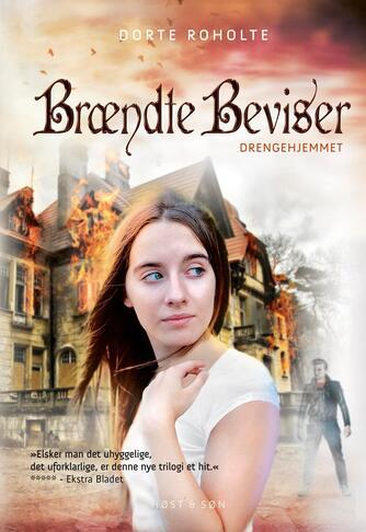 Dorte Roholte: Brændte beviser