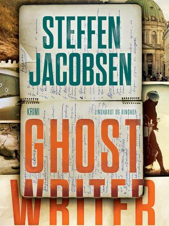 Steffen Jacobsen (f. 1956): Ghostwriter