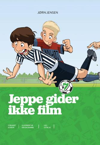 Jørn Jensen (f. 1946): Jeppe gider ikke film