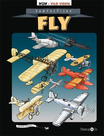 Anders Nyberg (f. 1962-05-22): Fantastiske fly