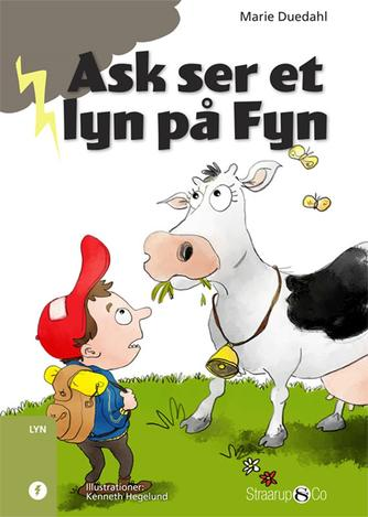 Marie Duedahl: Ask ser et lyn på Fyn