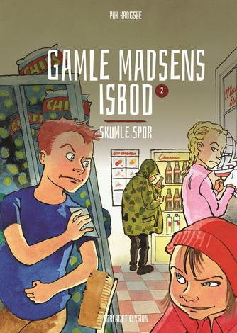 Puk Krogsøe: Gamle Madsens isbod