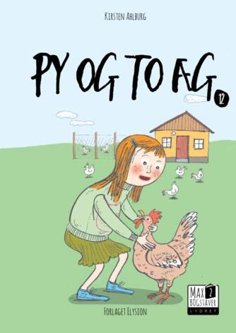 Kirsten Ahlburg: Py og to æg